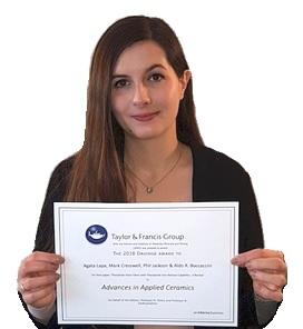 Davidge Award Agata Lapa