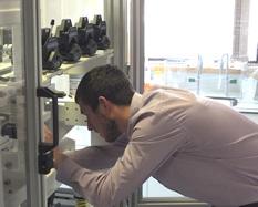 Wear Testing Lab