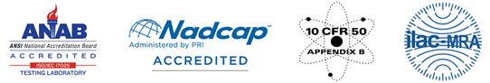 US Accreditation Logos