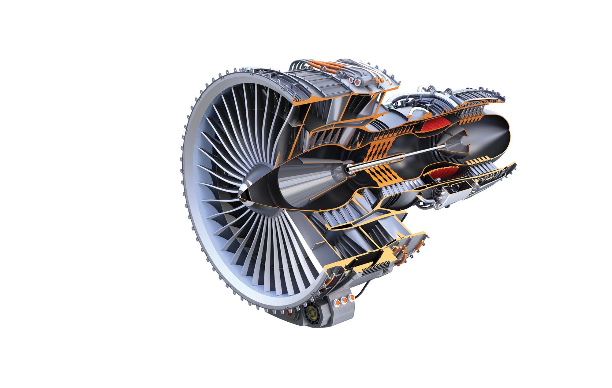 Aircraft Engines Services Portfolio